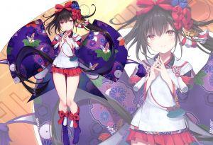 nanananana,美游,魔法少女☆伊莉雅,Fate/StayNight,和服